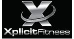 Xplicit Fitness Mobile Logo
